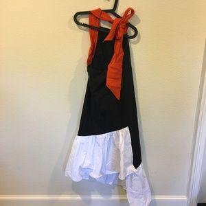 Isa Arfen Dresses - NWT Isa Arfen knot halter dress